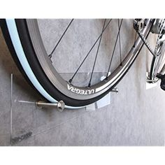 Cycle Storage, Garage Ideas, Home Appliances, Sport, Bike Stands, Hang In There, Stainless Steel, House Appliances, Deporte