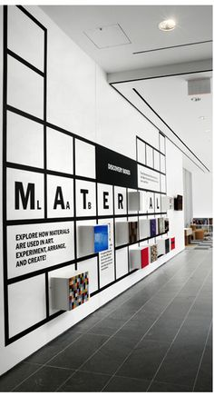 Material Lab by MoMA studio