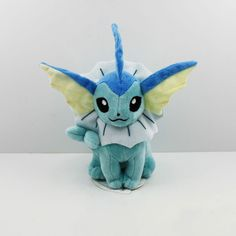 Kawaii Vaporeon Plush toy figures Toys 20cm Soft Stuffed Anime Cartoon Dolls Gift #>=#>=#>=#>=#> Click on the pin to check out discount price, color, size, shipping, etc. Save and like it!