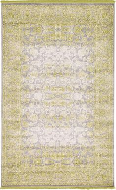 Light Green New Vintage Area Rug Face Cleanser, Eyeshadow Makeup, Vintage Rugs, Light Colors, Area Rugs, Just For You, Modern, Green, Apollo