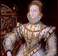 Queen Elizabeth I Held by Reading Museum Tudor History, British History, Elisabeth I, Tudor Dynasty, Queen Outfit, London Museums, National Portrait Gallery, British Museum, Glamour