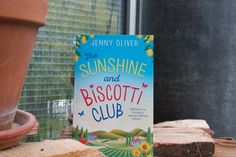 Oh please let there be a sequel! I am by no means ready to be the awesomeness that is Jenny Oliver's The Sunshine and Biscotti Club be over. Book Review, Biscotti, Books To Read, Sunshine, Club, Reading, School, Awesome, Check