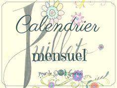 L'organisation des pages mensuelles dans le Bullet Journal. Comment trouver sa disposition idéale et bien organiser son calendrier mensuel ?