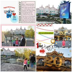 Disneyland Paris Ann