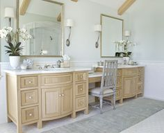 A Tranquil Vanity