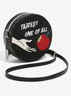 Danielle Nicole Disney Snow White Fairest One Of All Crossbody Bag, #CrossbodyBags