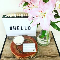 #homestyle #shelf #sidetablestyling #flowers #woodengarlands #soycandles #decor #homedecor #style