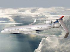 Airplanes of Tomorrow, NASA's Vision of Future Air Travel