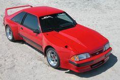 1989 Mustang Dominator