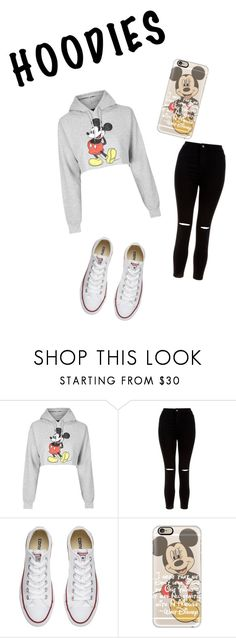 """""""Untitled #191"""" by skirmantesatkute on Polyvore featuring Topshop, New Look, Converse and Casetify"""