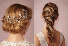 22 Chic BHLDN Bridal Hair Accessories for Wedding