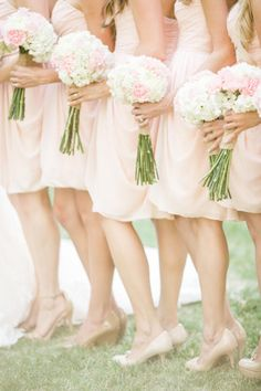 Romantic Pink and White Wedding | Anita Martin Photography | Bridal Musings Wedding Blog21
