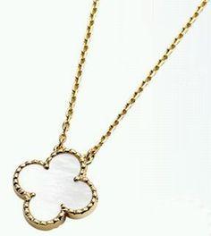 Van Cleef & Arpels - Alhambra Vintage Necklace