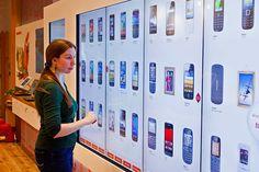 « Our House » : le concept retail ultra digital de Virgin Media à Londres