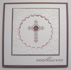 Crosses of Hope allee's WT377 by allee's - Cards and Paper Crafts at Splitcoaststampers
