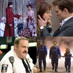 #FiftyShadesofGrey bags six #Razzy nominations! No surprises there huh?   #GoldenRaspberry