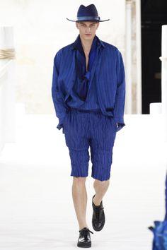 Issey Miyake, spring/summer 2015 menswear