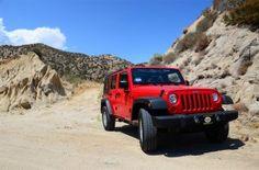 Jeep Rental - Rent Jeep Wrangler