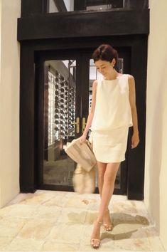 白いdress の画像|田丸麻紀オフィシャルブログ Powered by Ameba