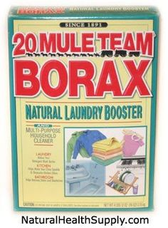 Bethany's Favorite Recipes: Borax Ant Killer