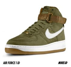 Nike Air Force 1 ID 10th Mtn Division