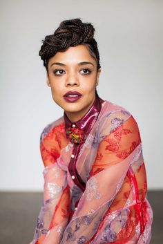 Tessa Thompson on Race, Hollywood, and Her Impending Stardom Pretty People, Beautiful People, Tessa Thompson, Famous Women, Beautiful Black Women, Beautiful Ladies, Amazing Women, Black Girl Magic, Role Models