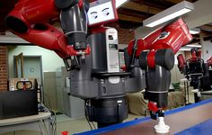This Robot Could Transform Manufacturing  A smarter, safer new industrial robot could bring automation to new areas of manual work and help many U.S. manufacturers regain a competitive edge.
