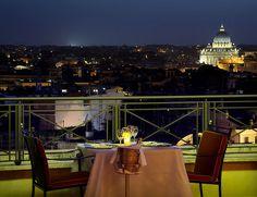 Hotel Bernini Bristol | Rome, Italy  | Small Luxury Hotels of the World™ | slh.com