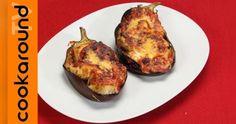 Cucina facile con i video: MELANZANE E POMODORO AL FORNO