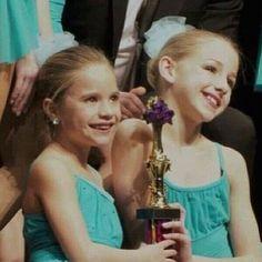 Mackenzie and Chloe!