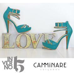 Muito amor por essa coleção❣ *-* #shoes #camminare #inverno2015  <3 Viva a diferença