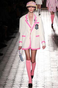Olympia Le Tan ready to wear Summer 2015  Preppy Girl blushandbeyond.com