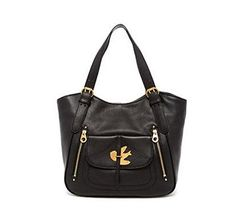 Marc by Marc Jacobs Leather Petal to the Metal Bag Tote B...