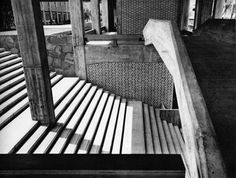 Faculty of Literature, Waseda University, Tokyo, Japan, 1962 (Murano & Mori) Sidewalk, Stairs, Architecture, Tokyo Japan, Photography, Travel, Literature, University, History