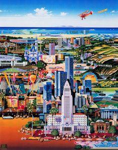 L.A.'s the Place, 1984 Hiro Yamagata