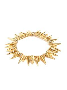 fringed spike bracelet / baublebar