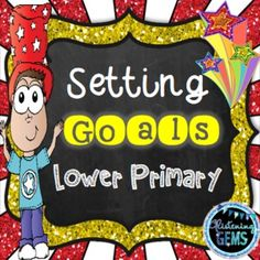 Goal Setting: {FREEBIE} This goal setting booklet will assist students to set academic goals in reading, writing, Math and behavior. This goal booklet consists of the following Cover page for girls and boys Setting goals page for reading Setting goals page for Writing Setting Goals page for Math Setting Goals page for behavior/behaviour - Australian and American spelling sheet provided.