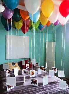 globos fotografia aniversario ballons photos celebration #idea