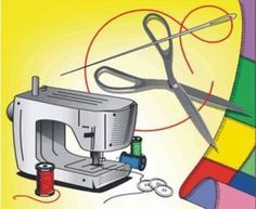 Curso online de corte y costura compuesto por 24 videos donde se explicarán conceptos básicos en esta temática en tu blog de cursos online gratuitos. Sewing Class, Sewing Tools, Sewing Basics, Sewing Hacks, Sewing Tutorials, Sewing Projects, Diy Clothing, Clothing Patterns, Sewing Patterns