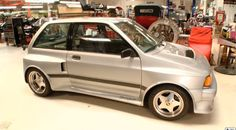 Ford Festiva Shogun
