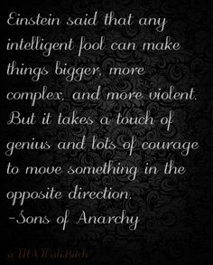 sons of anarchy john teller quotes Quotes