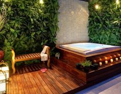 Hey there my lovely people! How are you? After a long, stressful working day, relaxation in a hot tub is must. The truth is that hot tubs can be expensive and challenging for integrating in