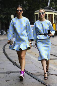 milan fashion week street style 2015 - Buscar con Google
