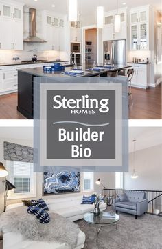 Based in Calgary, Sterling Homes brings 65 years of experience building unique homes that customers can take pride in. Read more about Sterling Homes in our latest blog