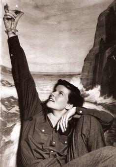 Katharine Hepburn ~ sylvia scarlett, one of my favs