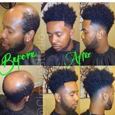 How to do a man weave