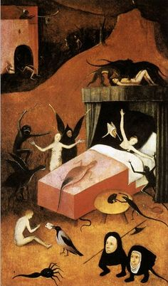 Before there was Edgar Allen Poe or Charles Addams, there was Hieronymous Bosch