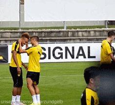 Borussia Dortmund | Auba und Mo