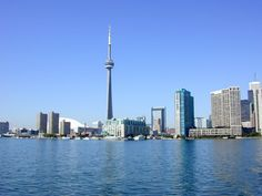 Browse pictures of Ottawa, Toronto, and Niagara Falls in Ontario, Canada. Costa Rica, Toronto Cn Tower, Toronto Skyline, By Train, Beautiful Places In The World, Canada Travel, Countries Of The World, Dream Vacations, Ontario