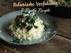 7 simple Risotto-Rezepte für die Extraportion Gemütlichkeit
